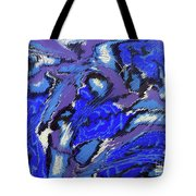 Currents And Tides  Tote Bag