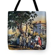 Currier: Country Life Tote Bag