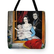 Currier: Marriage, 1848 Tote Bag