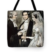 Currier: The Marriage Tote Bag