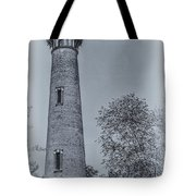 Currituck Beach Lighthouse 2 Tote Bag