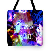 Curse Of The Sea Witch Tote Bag