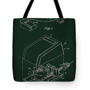 Cursor Control Device Patent Drawing 1bj Tote Bag