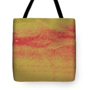 Curtain Abstract As Landscape 2 Tote Bag