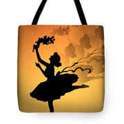 Curtain Call Tote Bag