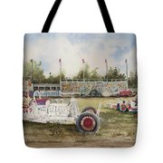 Curts 64 Dollar Question 1949 Tote Bag