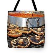 Curt's Mushrooms Tote Bag