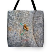 Curve And Counter Curve Tote Bag