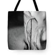 Curve And Line Tote Bag