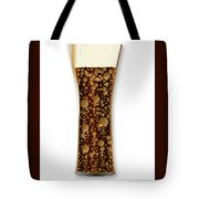 Curved Cola Glass Tote Bag