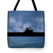 Cus Andrew Jackson 1936 V1 Tote Bag