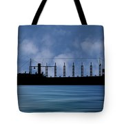 Cus John Adams 1918 V1 Tote Bag