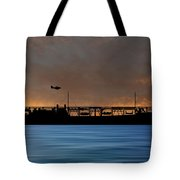 Cus John Adams 1921 V3 Tote Bag