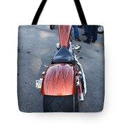 Custom Bike 2 Tote Bag