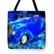 Custom Car  Tote Bag