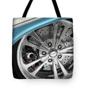 Custom Car Wheel Tote Bag