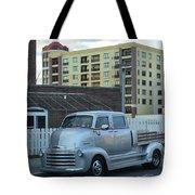 Custom Chevy Asbury Park Nj Tote Bag