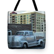 Custom Chevy Asbury Park Nj Tote Bag