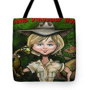 Custom Gift Caricature Tote Bag