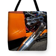 Custom Hot Rod Engine 2 Tote Bag