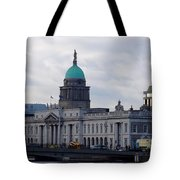 Custom House Tote Bag