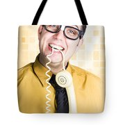 Customer Service Feedback Tote Bag