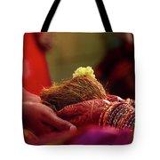Customs Of The Kannada Wedding Tote Bag