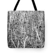 Cut Back Tote Bag