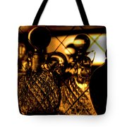 Cut Glass Tote Bag