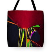 Cut It Out Tote Bag