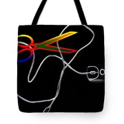 Cut The Mouse Tote Bag