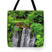 Cuttalossa Falls New Hope Pa Tote Bag