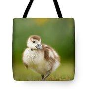 Cute Gosling Tote Bag