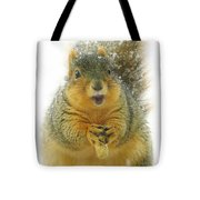 Cute Little Peanut Tote Bag