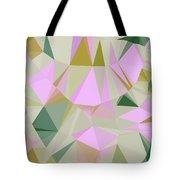 Cute Polygonal Tote Bag