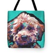 Cutey Poo Tote Bag