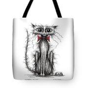 Cuthbert The Cat Tote Bag