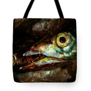 Cutlassfish Eyes Tote Bag