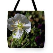 Cutleaf Primrose Tote Bag