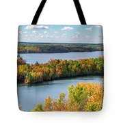 Cuyuna Country State Recreation Area - Autumn #1 Tote Bag
