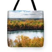 Cuyuna Country State Recreation Area - Autumn #2 Tote Bag