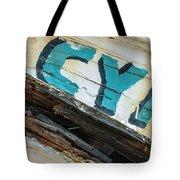 Cya Brookingss Harbor 0121 Tote Bag