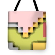 Cyberstructure 1 Tote Bag by Eikoni Images