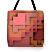 Cyberstructure 12 Tote Bag by Eikoni Images