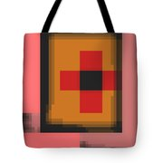 Cyberstructure 13 Tote Bag by Eikoni Images