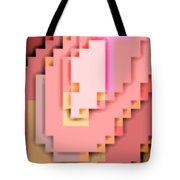 Cyberstructure 15 Tote Bag by Eikoni Images