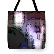 Cyberstructure 2 Tote Bag by Eikoni Images