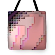 Cyberstructure 4 Tote Bag by Eikoni Images