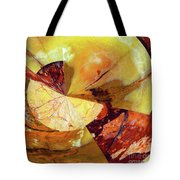 Cycle Of Life Squared  Tote Bag