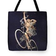 Cycles Sirius - Paris 1899 Tote Bag